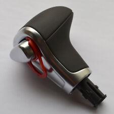 Chrome Leather AT Gear Shift Knob Fit Audi A3 A4 A5 A6 A7 Q5 Q7