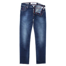 Jacob Cohen - J622 Red Badge Jeans in Blue Wash - W30 - RRP £450