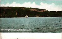 Vintage Postcard - Highest Point Of Palisades Hudson River Undivided Back  #3304