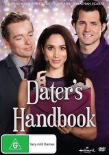 DATERS HANDBOOK DVD [New/Sealed] Meghan Markle