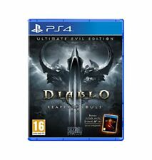 Diablo 3 Ultimate Evil Edition Ps4 Activision 5030917144554