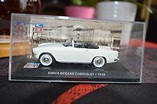 voiture miniature 1/43 - simca océane cabriolet -1958