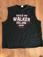 The Walking Dead This is My Walker Killing Shirt Size XXL