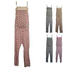 100% Cotton Vintage Jumpsuits & Playsuits for Women