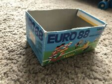 Panini Euro 88 1988 Display Box Empty