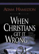 When Christians Get It Wrong, Leader Guide (Paperback or Softback)