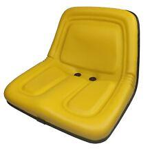 John Deere Lawn Mower Garden Tractor Seat Yellow STX30 STX38 130 160 165 170 175