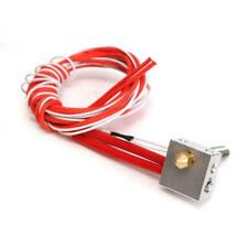 Heater Block Assembled Extruder Hot End for Prusa i3 3D Printer 1.75mm 0.4mm MK8