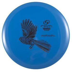 RPM Discs Piwakawaka Atomic Plastic   Midrange Disc Golf Disc
