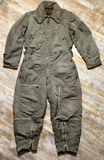 Vtg 1958 Vietnam Usaf Us Air Force Military Cwu-1/P Flying Flight Coverall M 50s