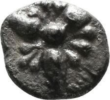 Koc Greek Coins.ASIA MINOR Uncertain. Hemiobol 0,38g. ( Circa 5th century BC )