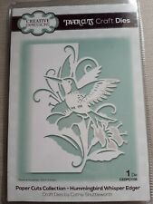 Paper Cuts by Creative Expressions Hummingbird Whisper Edger Cutting Die