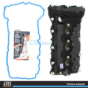 VALVE COVER W/ GASKET LH for 04-12 BUICK CADILLAC CHEVROLET GMC PONTIAC SATURN