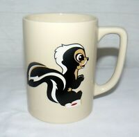 Marco Polo Fine China 8 oz Flower The Skunk And asian Design Mug Cup
