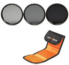 52mm ND Filterset ND2 ND4 ND8 Graufilter K&F Concept