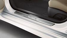 Nissan Altima 2013 & UP Brushed-aluminum OEM Illuminated Kick Plates Door SILLS