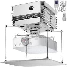 Vevor Projector Bracket Motorized Electric Lift Remote Control 39 Inch