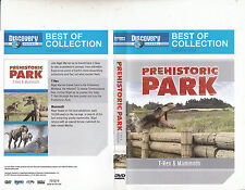 Prehistoric Park:Vol 4-T-Rex and Mammoth-2007-Discovery Channel-DVD