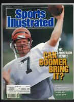 Sports Illustrated,BOOMER ESIASON BENGALS COVER 08/7/1989