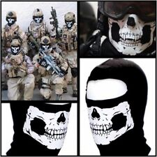 Skull Biker Full Face Mask Skeleton Motorcycle Cycling Anti UV Ski Snow Mask US