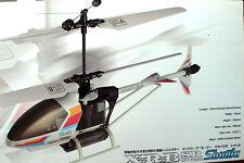 HELICOPTER HIROBO SHUTTLE - NEU / OVP