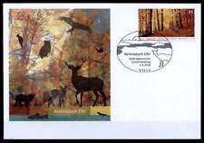 Rothirsch und andere Tiere und Vögel von Nationalpark Eifel.GS.SoSt.BRD 2008