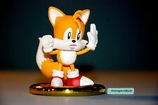Sonic the Hedgehog Vinyl Mini Series Kidrobot Tails Waving 3/20