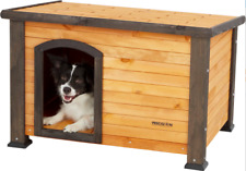 Precision Pet Products Outback Log Cabin Dog House