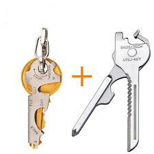 9 in 1 EDC Tool Survival Keytool Key Multi Tool Best Pocket Multitool Set