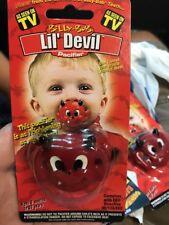 Billy-Bob Lil Devil Pacifier