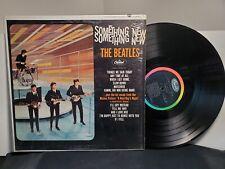 "The Beatles ""Something New"" original vinyl LP MONO still in SHRINK with inner"