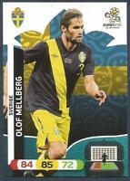 PANINI EURO 2012-ADRENALYN XL-SVERIGE-SWEDEN-OLOF MELLBERG