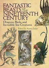 FANTASTIC BEASTS OF THE NINETEENTH CENTURY - SEDER, ANTON - NEW BOOK
