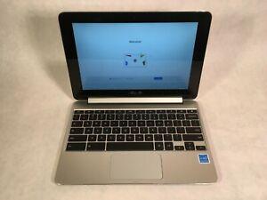"Asus Chromebook Flip C100P 10.1"" Touchscreen 1.8GHz 2GB RAM 16GB eMMC"