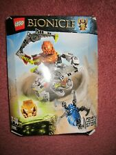 LEGO BIONICLE POHATU MASTER OF STONE 70785 DAMAGED BOXES - NEW/BOXED/SEALED