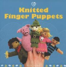Knitted Finger Puppets by Johns, Susie [2012, Paperback] Mint Cond. NEW