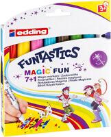 edding Magic Marker Fun Funtastics e-13 8er Set - 4-13-8