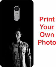 For Xiaomi Redmi Note 4 Hard Matte Back Cover Print Your Own Custom Case