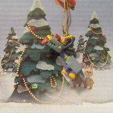 Jimmy Neutron Godard Miniature Cristmas Ornament
