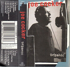 "K 7 AUDIO (TAPE)  JOE COCKER  ""ORGANIC"""