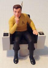 Hallmark Star Trek Captain Kirk Christmas Ornament