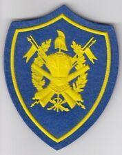 Patch Toppa Marina Militare Accademia Navale Blu per Mimetica Vegetata Velcro