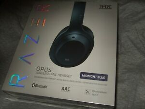 RAZER Opus THX Wireless Bluetooth Advanced Active Noise Cancellation Headset NEW