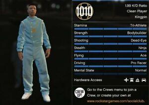 GTA 5 PS4-PS5  - MALE FAST RUN