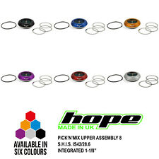 """Hope Pick'n'Mix Headset Upper Assembly 8 S.H.I.S. IS42/28.6 Integrated 1-1/8"""""""