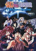 Bakuretsu Hunter - I Cacciastregoni Box 02 (3 DVD - Disco 4, 5, 6) Nuovo