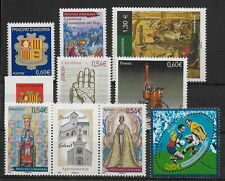 Andorra   2007   -  Mint Stamps      MNH-VF #  Y.T.  Lot