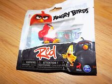 "Angry Birds Red Bird 2"" PVC Figure Cake Topper New Spin Master"