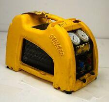 Fluoro Tech Stinger 2000 Refrigerent Recovery Pump Unit
