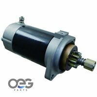 New Starter For Outboard Nissan Suzuki Tohatsu 2 & 4 Stroke Engines 1992-2008